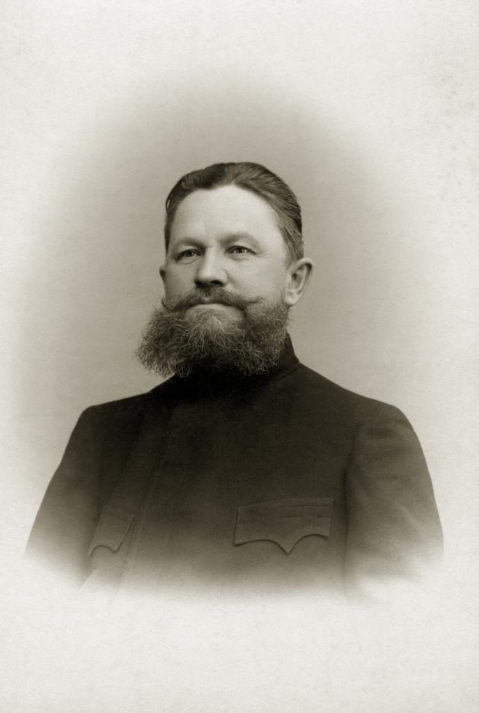 Георгий Антипович Ленов